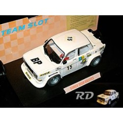 Simca 1000 Rally E3, TEAM SALOT, TS71001. Resina