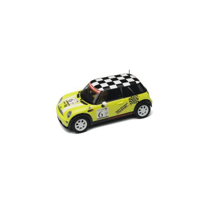 Mini Cooper Amarillo Nº6