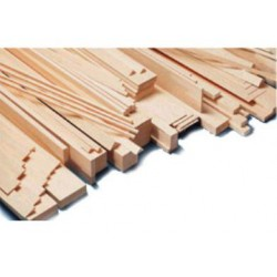 Madera de Balsa Liston 10x10mm MI260920