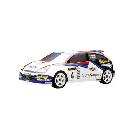 Focus WRC 4WD Alpha 3, Readyset, KY31302R