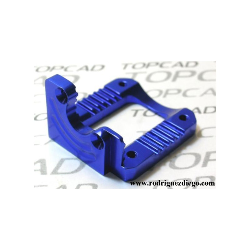 Bancada Motor Aluminio Mini Inferno, TOP12405