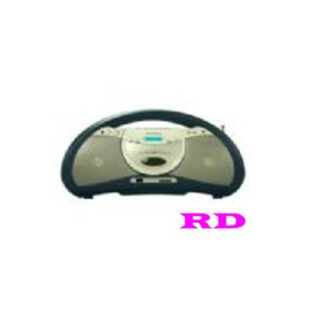RADIO CASETE CD MP3,TRK 70 USB
