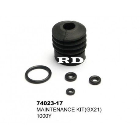 Kit Mantenimieto Carburador GX21-GXR28, KY74023-17