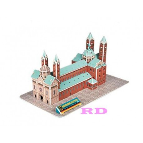 PUZZLE 3D, CATEDRAL SPEYER, CFC710