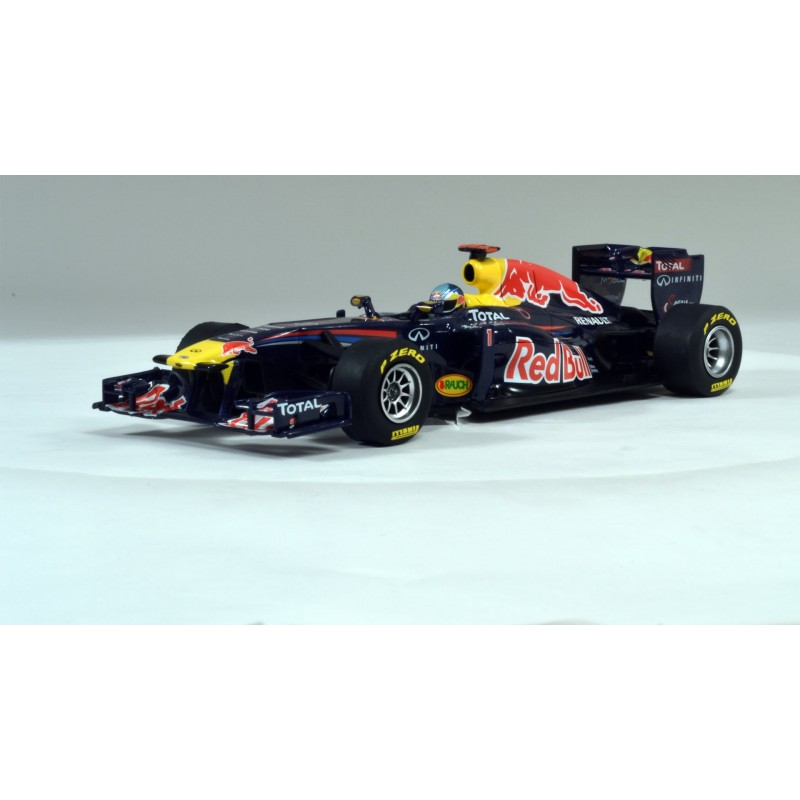 Red Bull RB7 de Sebastian Vetell Carrera2741