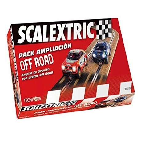 Pack Ampliación Off-Road Scalextric 8870