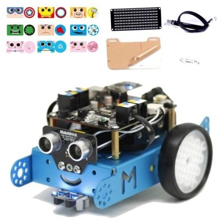 Robot educativo MBOT FACE SPC MAKEBLOCK
