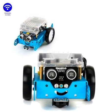ROBOT EDUCATIVO SPC MAKEBLOCK MBOT V1.1 - 2.4GHZ/BLUETOOTH