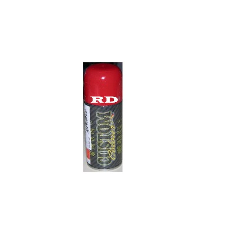Pintura Spray Rojo PA175R