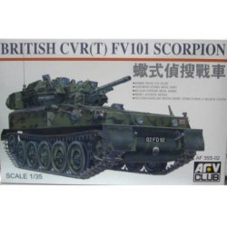 BRITISH CUR(T) FV101 SCORPION