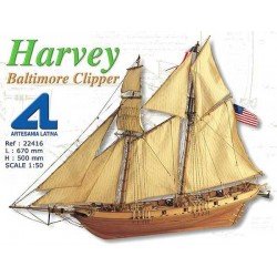 Harvey Baltimore Clipper